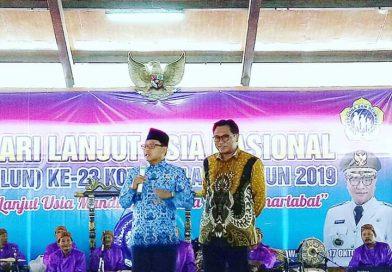 Hari Lansia Kota Malang
