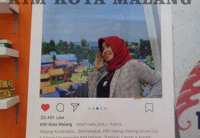 Peran KIM dalam stand Pameran di JATIM Fair2019
